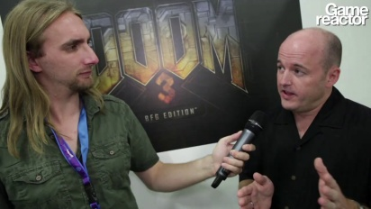 GC 12: Doom 3 BFG Edition - Intervista