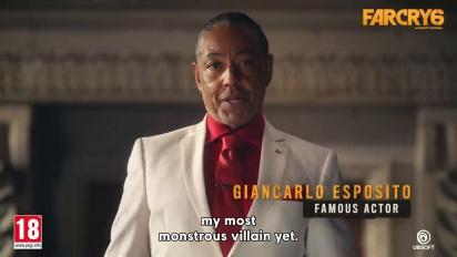 Far Cry 6 - Giancarlo Will Face You Now Trailer