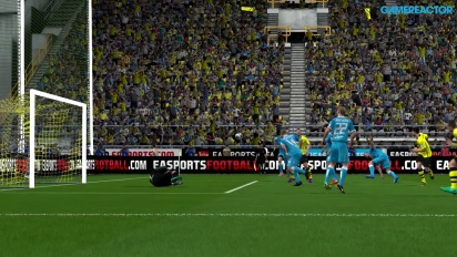FIFA 14 - Champions League - Dortmund vs Zenit
