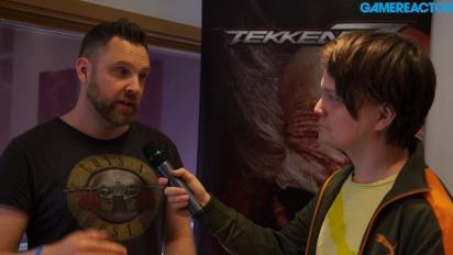 Tekken 7 - Intervista a Andreas Juliusson