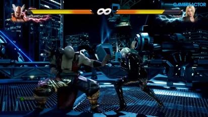 Tekken 7 - Gameplay dalla modalità storia (Capitolo 2)