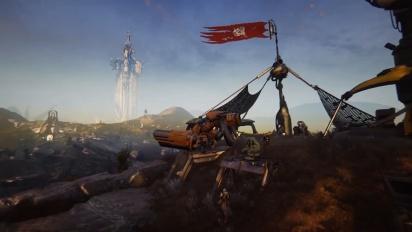 Warframe - Plains of Eidolon Teaser
