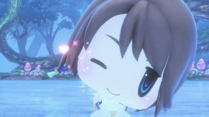 World of Final Fantasy - Steam Announcement Trailer