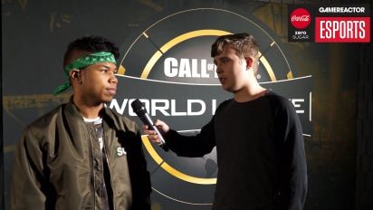 CWL Atlanta - Kenny Interview