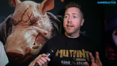 Mutant Year Zero: Road to Eden - Intervista a Mark Parker