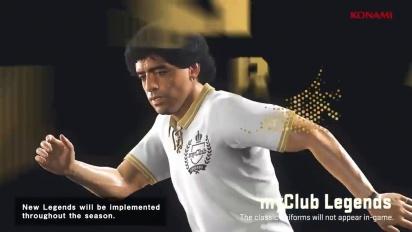 Pro Evolution 2019 - Lite Launch Trailer