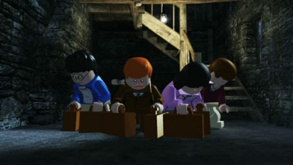LEGO Harry Potter - E3 09 Teaser Trailer