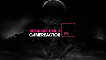 Resident Evil 3 - Replica Livestream di lancio