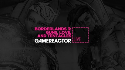 Borderlands 3: Guns, Love and Tentacles - Replica Livestream