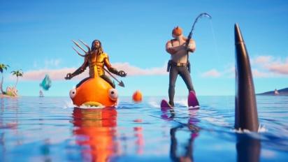 Fortnite: Chapter 2, Season 3 - 'Splashdown' Launch Trailer