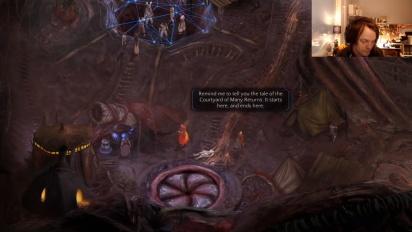 Torment: Tides of Numenera - Replica Livestream su PS4