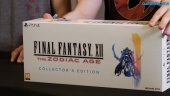 Final Fantasy XII: The Zodiac Age - Unboxing e video-recensione
