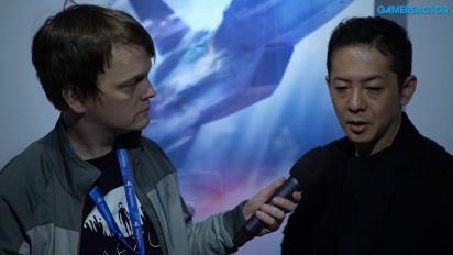 Ace Combat 7: Skies Unknown - Intervista a Kazutoki Kono