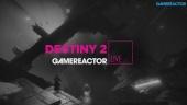 Destiny 2 - Livestream Replay