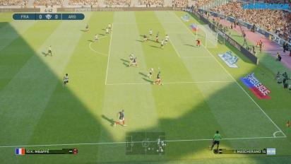 Pro Evolution Soccer 2019 - Match completo Francia vs Argentina