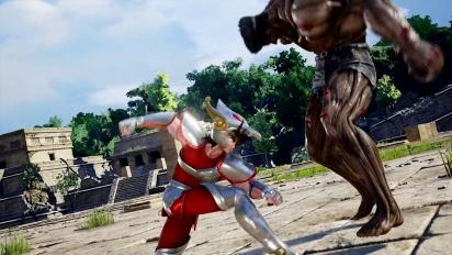 Jump Force - Saint Seiya Characters Trailer