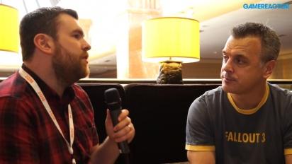 QuakeCon 2016 - Intervista a Pete Hines