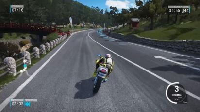Ride 2 - Circuito ai Templi del Kanto (gameplay)