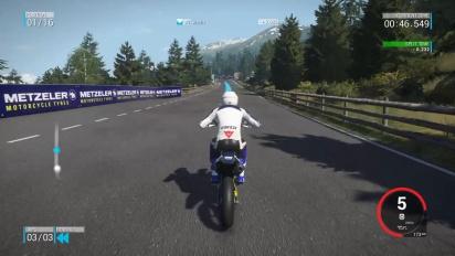 Ride 2 - Circuito del Passo dello Stelvio (gameplay)