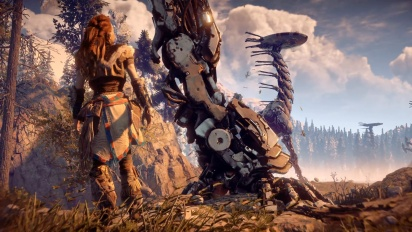 Horizon: Zero Dawn - Secrets of the Past Developer Diary