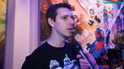 Lego Marvel Super Heroes 2 - Intervista Matt Ellison