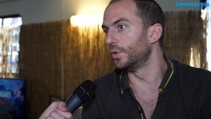 Absolver - Intervista a Pierre Tarno