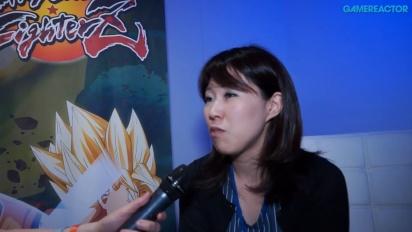 Dragon Ball FighterZ - Intervista a Tomoko Hiroki
