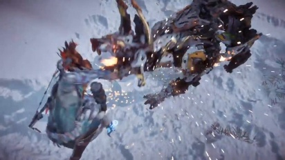 Horizon: Zero Dawn - The Frozen Wilds: Meet the Scorcher