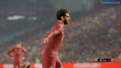 Pro Evolution Soccer 2019 - Full Match FC Barcelona vs Liverpool FC Gameplay
