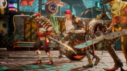 Bleeding Edge - E3 2019 Announce Trailer