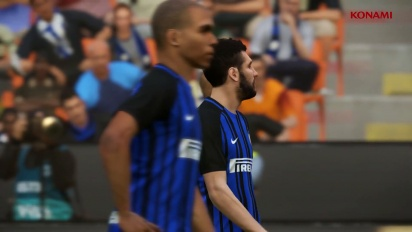 PES 2018 - Inter Milan Trailer