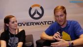 Overwatch - Intervista a Rachel Day & Tim Ford