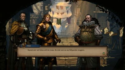Thronebreaker: The Witcher Tales - 37-minute Gameplay Walkthrough