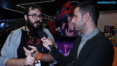 The Red Strings Club - Jordi de Paco Interview