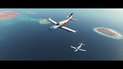 Microsoft Flight Simulator - E3 2019 Announce Trailer