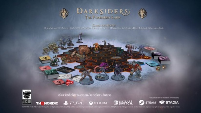 Darksiders Genesis - Nephilim Edition Trailer