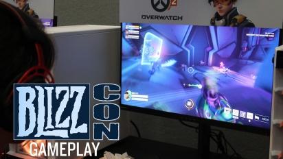 Overwatch 2 - Rio De Janeiro Off-Screen Gameplay