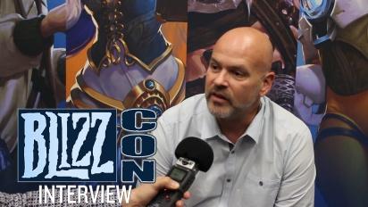 Warcraft III: Reforged - Intervista a Matt Morris