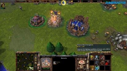 Warcraft III: Reforged Beta Gameplay