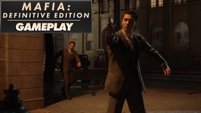 Mafia: Definitive Edition - Gameplay