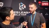 PES League Berlin - Lennart Bobzien Interview