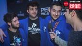 PES League Berlin - Broken Silence Co-Op Winners Interview