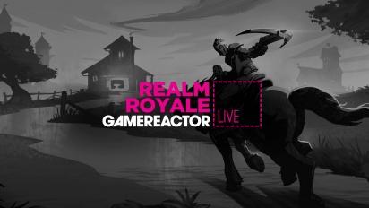 Realm Royale - Replica Livestream