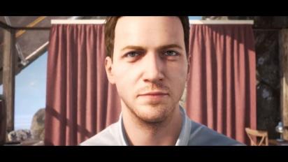Twin Mirror - Gamescom Reveal Trailer (italiano)