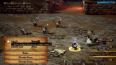 Bravely Default II - Demo Gameplay