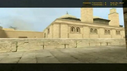 Counter Strike Source - Dust Trailer