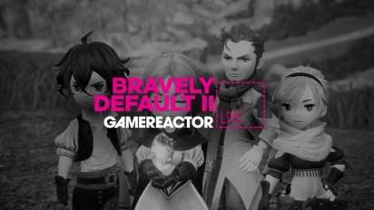 Bravely Default II - Livestream Replay