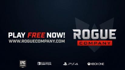 Rogue Company - Cinematic Teaser: Seeker