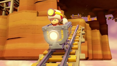 Captain Toad: Treasure Tracker - E3 2014 Announcement Trailer