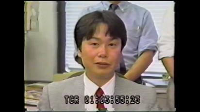 Super Mario Bros. 30° Anniversario - Intervista a Shigeru Miyamoto & Takashi Tezuka